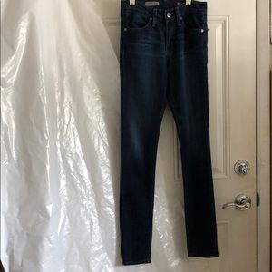 Adriano Goldschmeid Parrah Skinny high-rise jeans